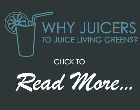 Juice Living Greens
