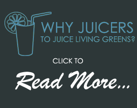 Juice Living Greens