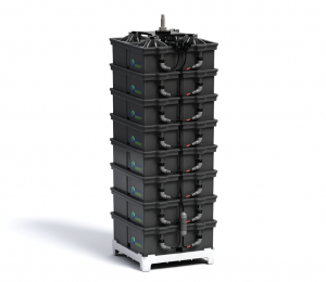 aquion stack battery